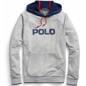 Polo Ralph Lauren Performance Terry Hoodie NWT XL